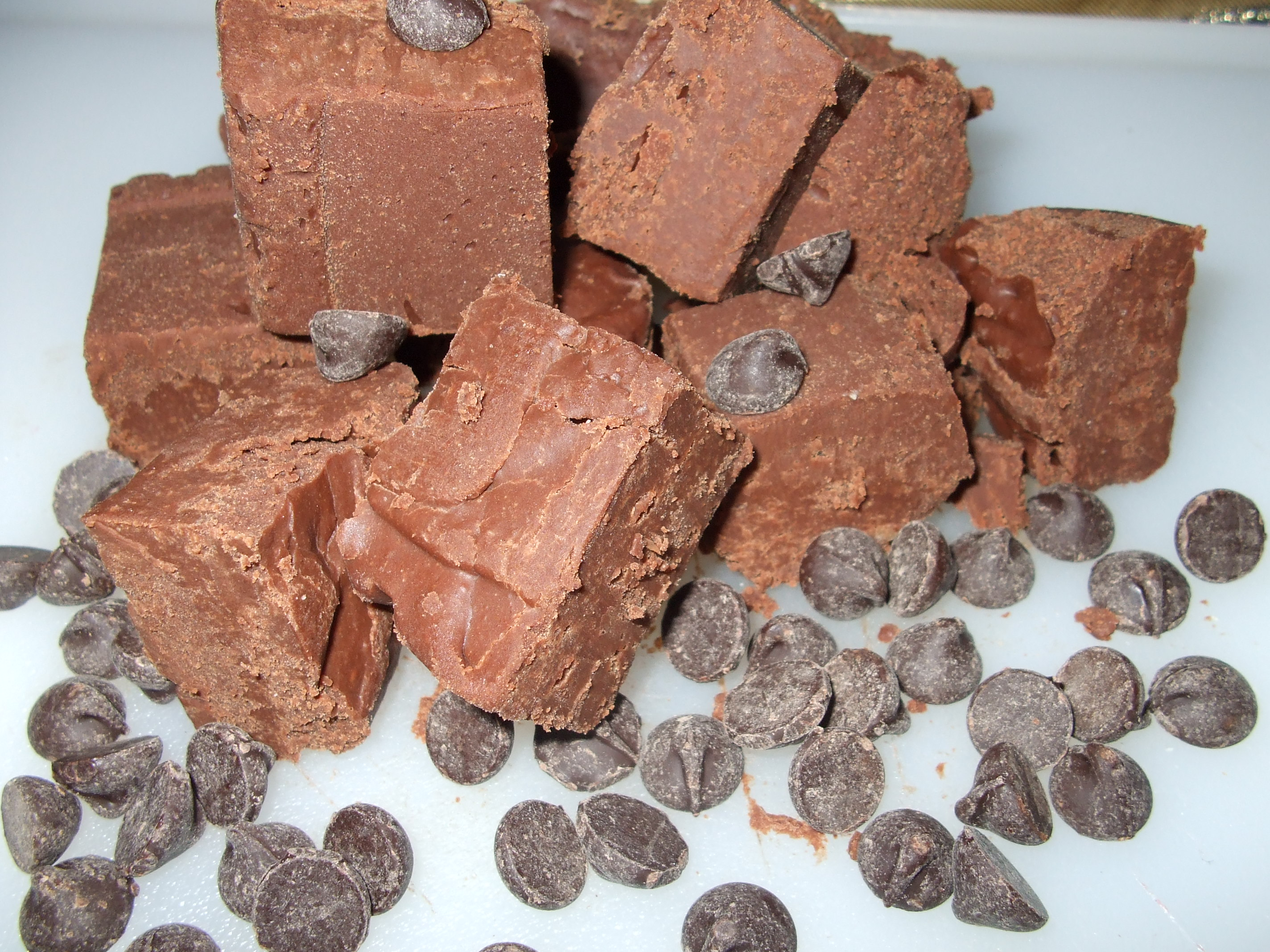 Old Fashioned Chocolate Fudge - Oh Fudge! Store- Hand Made ...